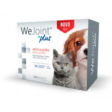 WeJoint PLUS - Raças Pequenas e Gatos