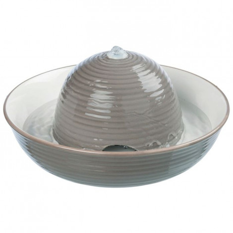 Bebedouro/Fonte VITAL FLOW em Cerâmica ⵘ