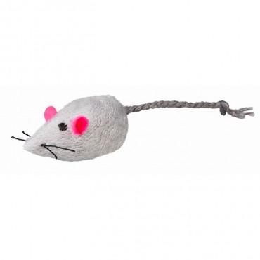 Ratinhos em Peluche c/ Guizo (2uni.)