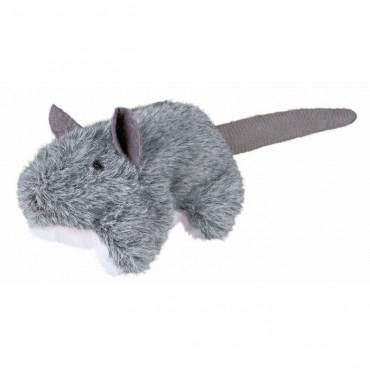 Rato em Peluche c/ Catnip