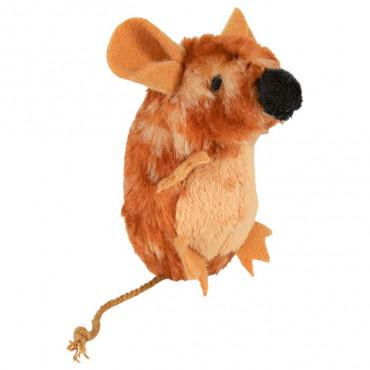 Rato em Peluche p/ Gatos