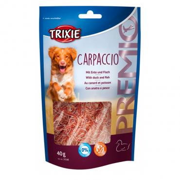 PREMIO Carpaccio (com Pato e Peixe)
