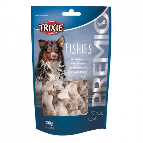 PREMIO Fishies - Ossinhos com Peixe Branco