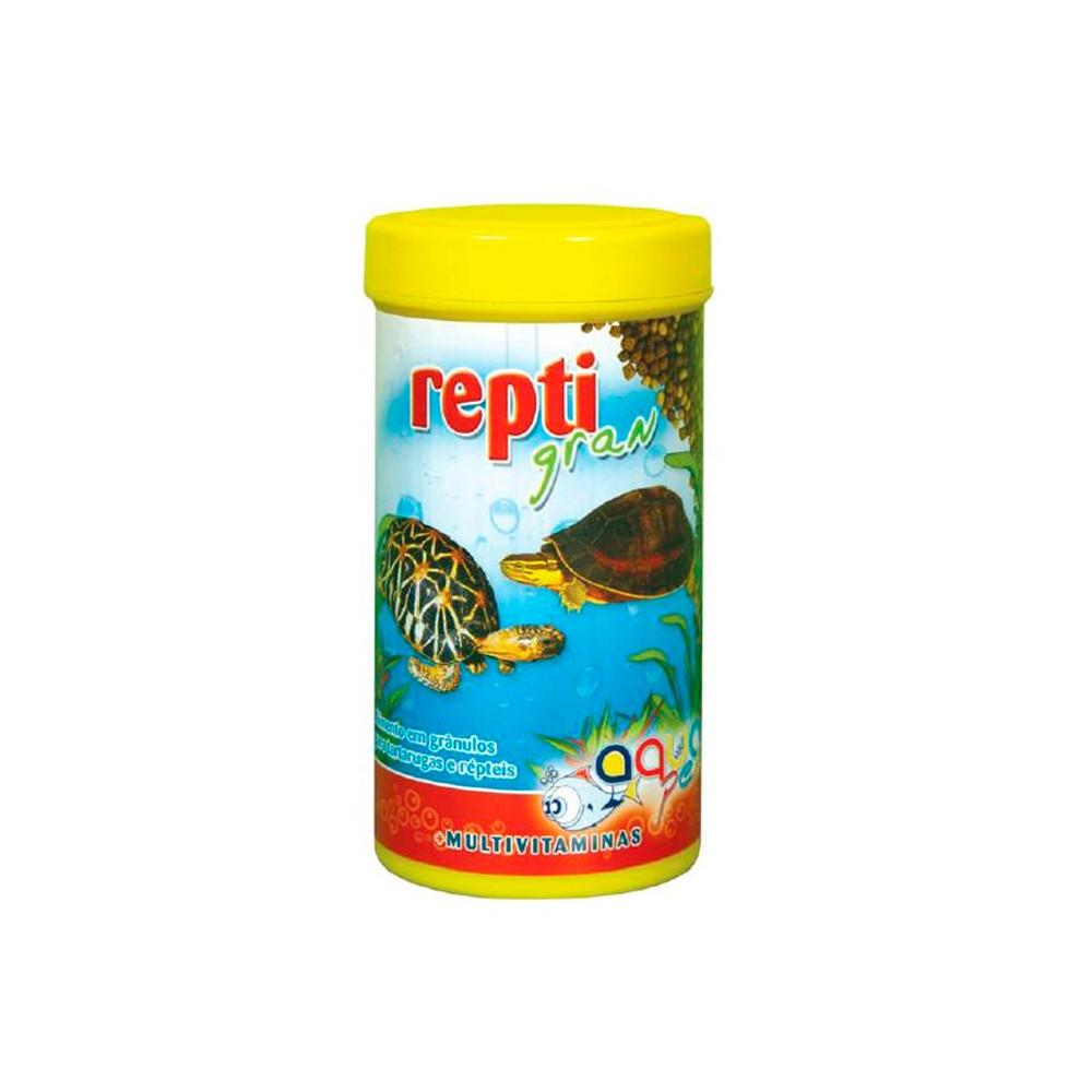 REPTI GRAN - Alimento Granulado p/ Tartarugas