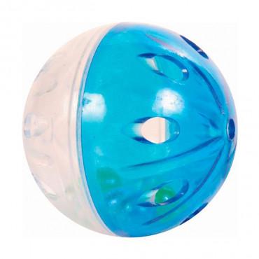 Bolas Chocalho Plástico c/ Guizo e Boneco
