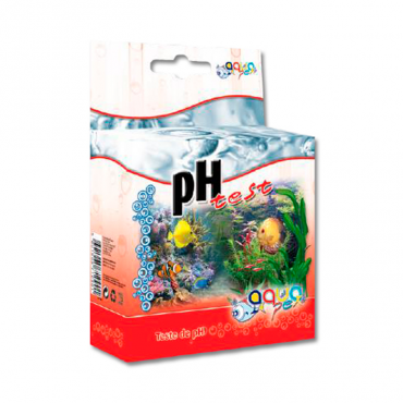 Aquapex - Teste de pH