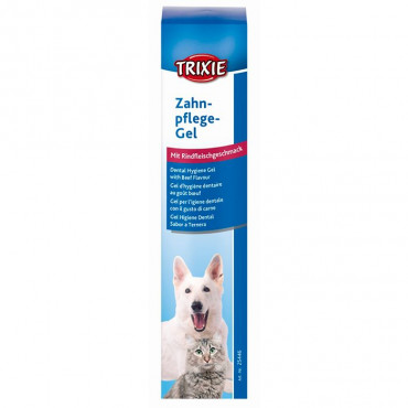 Gel p/ Higiene Oral (Sabor Carne)