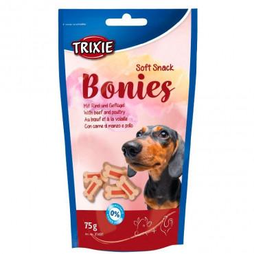 BONIES LIGHT - Snacks c/ Carne Vaca e Perú