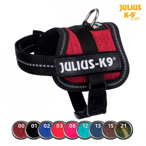 Peitoral JULIUS-K9