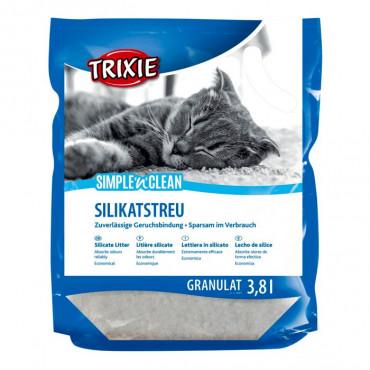 Simple'n'Clean Areia para gato Sílica
