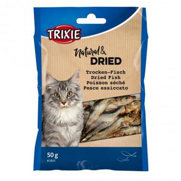 Peixinhos Secos para Gatos
