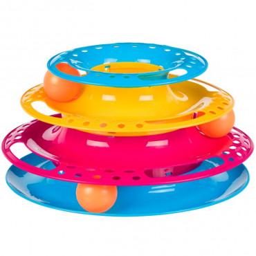 Circulo CATCH THE BALLS em Plástico