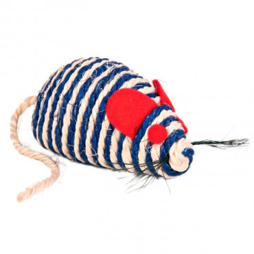 Rato em Sisal Recheado c/ Catnip