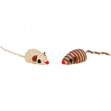 Ratos em Corda de Algodão (1uni.) ⵘ