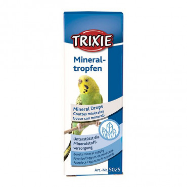 Gotas Minerais para Aves