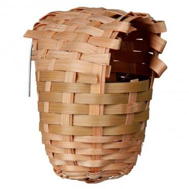 Ninhos em Bambú para Exóticos