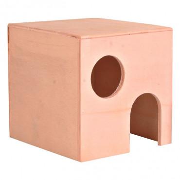 Casa em Madeira para Hamsters