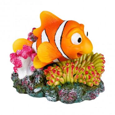 Peixe Palhaço c/ Coral