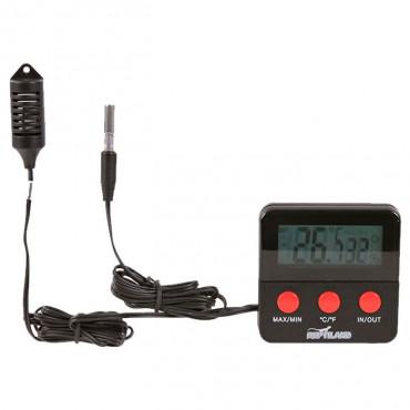 Termómetro/Higómetro Digital c/ Sonda