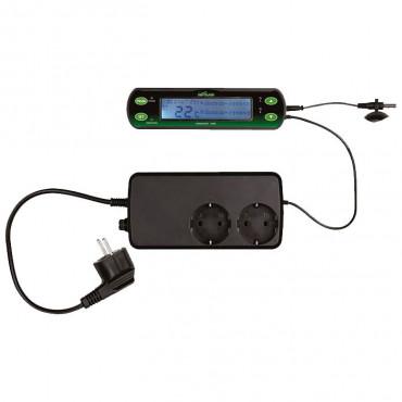 Termóstato Digital c/ 2 Circuitos