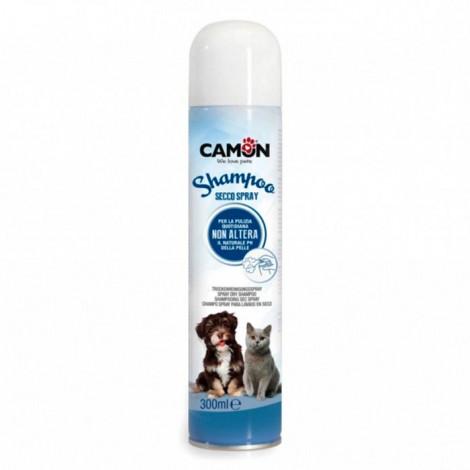 Camon Champô seco para cão e gato