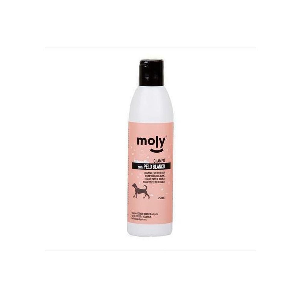Moly - Champô Pêlo Branco