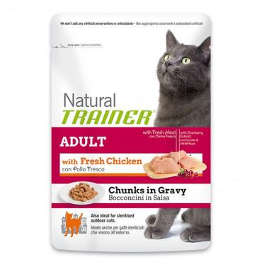 TRAINER WET CAT - Adult Chicken