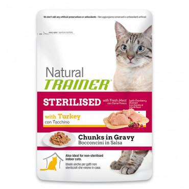 TRAINER WET CAT - Sterelized Turkey