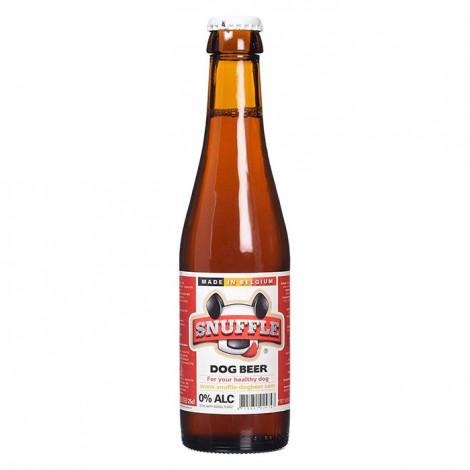 SNUFFLE - Cerveja para Cães (Frango e Vaca) 25cl