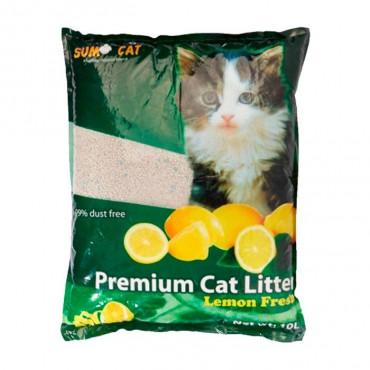 SUMO CAT LITTER - Aroma Limão