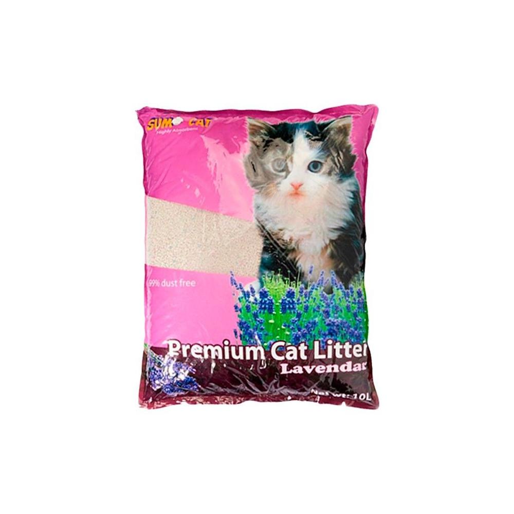SUMO CAT LITTER - Aroma Lavanda