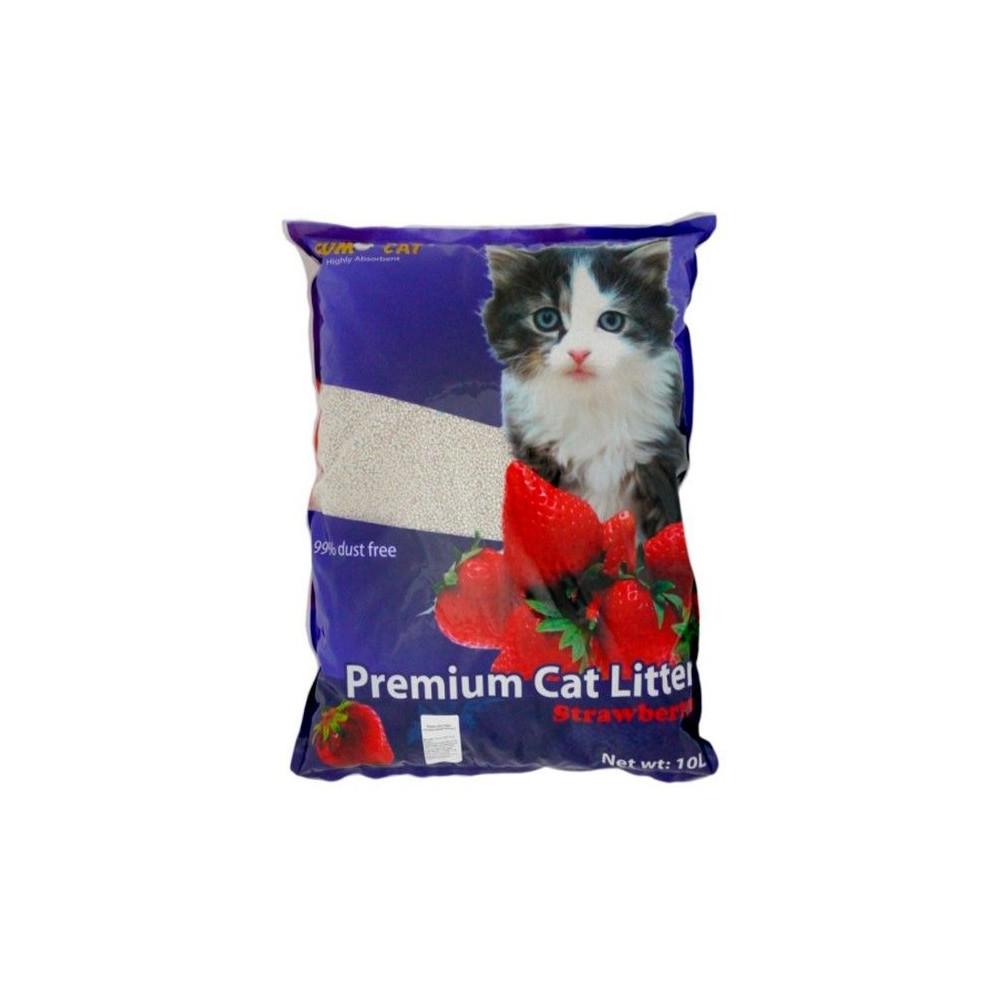 SUMO CAT LITTER - Aroma Morango
