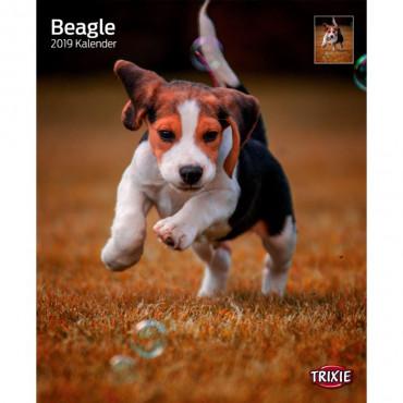 """Calendário """"Beagles"""""""