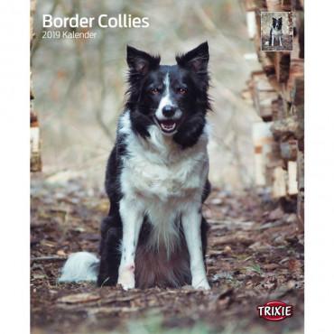 """Calendário """"Border Collies"""""""