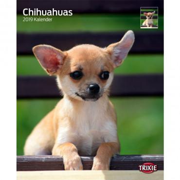 """Calendário """"Chihuahuas"""""""
