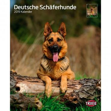 "Calendário ""German Shepherds"""