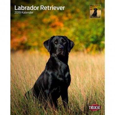 """Calendário """"Labrador Retrievers"""""""