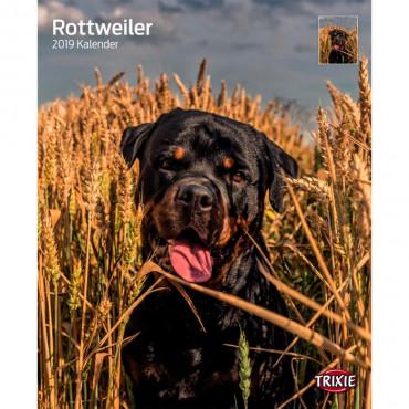 """Calendário """"Rottweilers"""""""