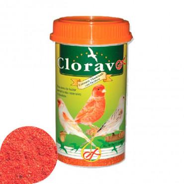 CLORAVEX - Coloração para Aves Vermelho