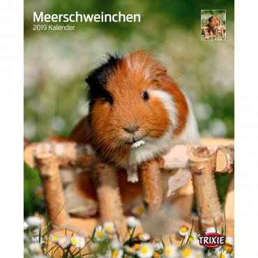 """Calendário """"Ginea Pigs"""""""