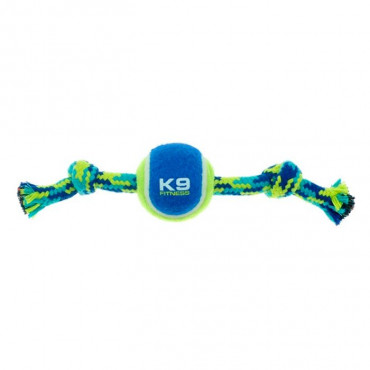 K9 Nós em Corda com Bola de Tenis