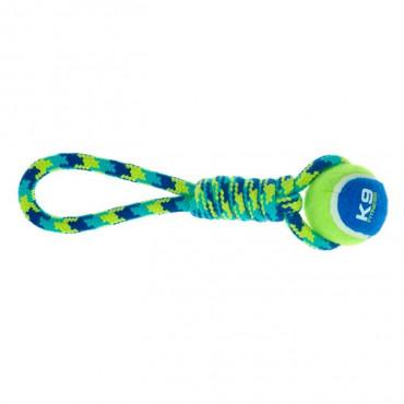 K9 Pega em Corda com Bola de Tenis