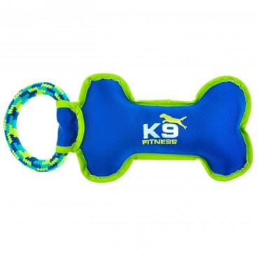 K9 Osso c/ Som em Nylon Resistente c/ Pega