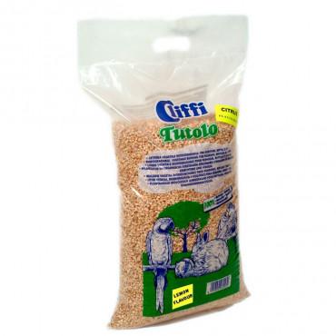 CLIFFI - Litter Vegetal (Carolo Milho com Limão)