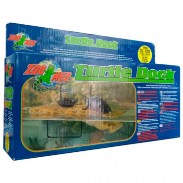 Ilha Flutuante para Tartarugas