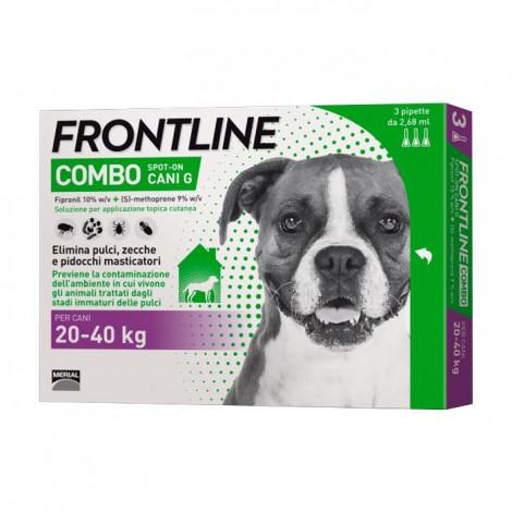 Frontline Combo 20kg a 40kg