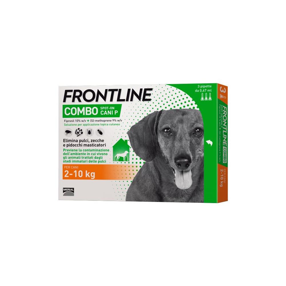 Frontline Combo 2kg a 10kg