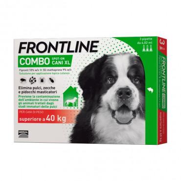 Frontline Combo + 40kg