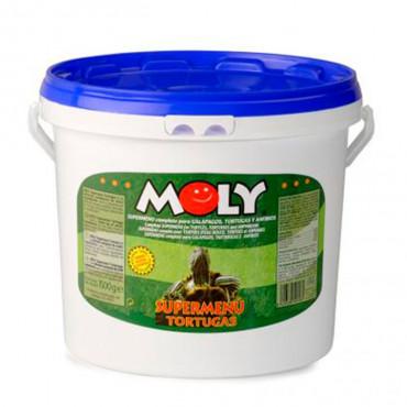 Moly - Supermenu p/ Tartarugas 1.5kg