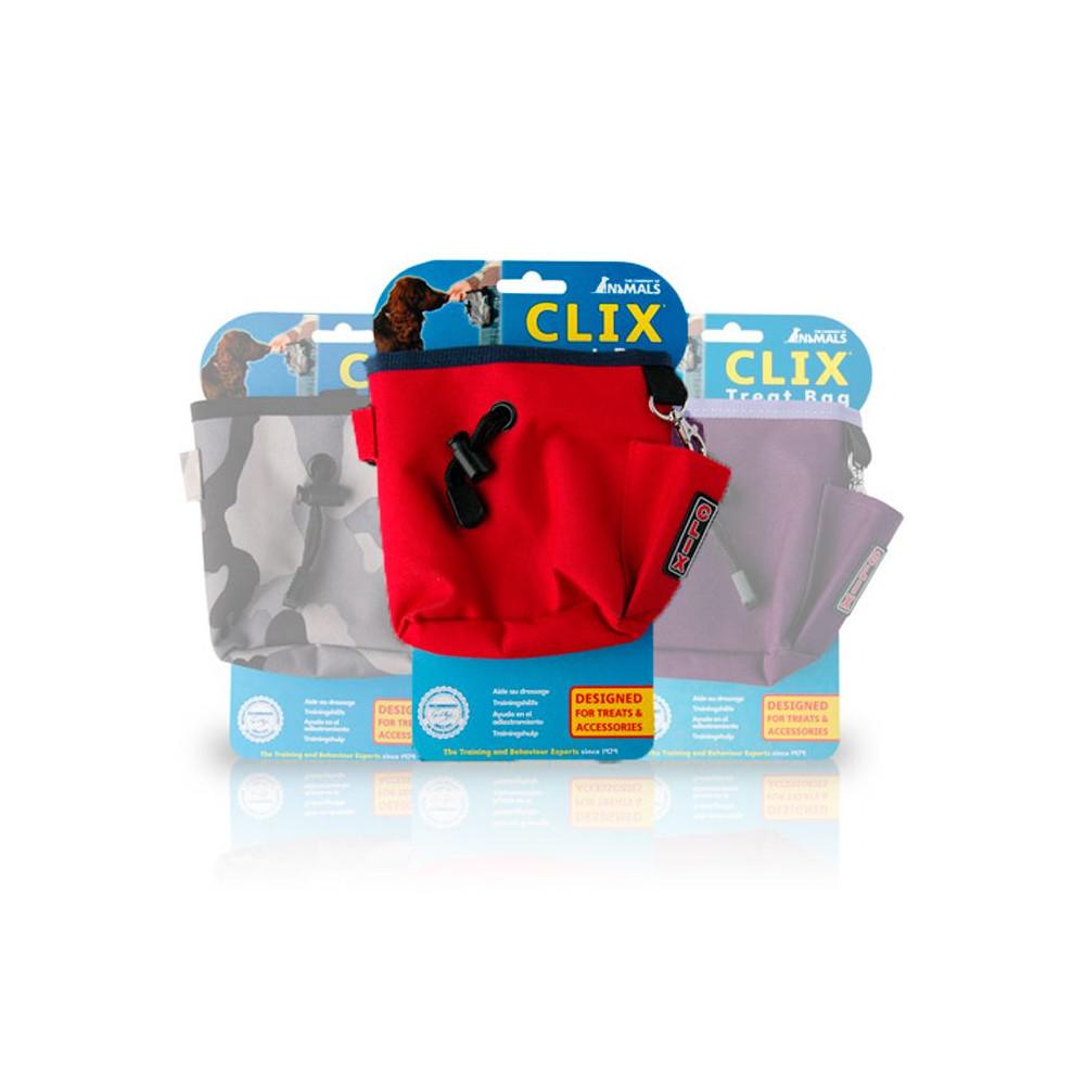 Bolsa p/ Snacks Clix Treat Bag
